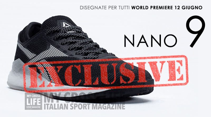 Reebok nano 9 world premiere