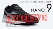 Reebok Nano 9 World Premiere 12 Giugno | Immagini ufficiali