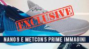 Nike Metcon 5 e Reebok Nano 9 | Prime immagini e primi rumors