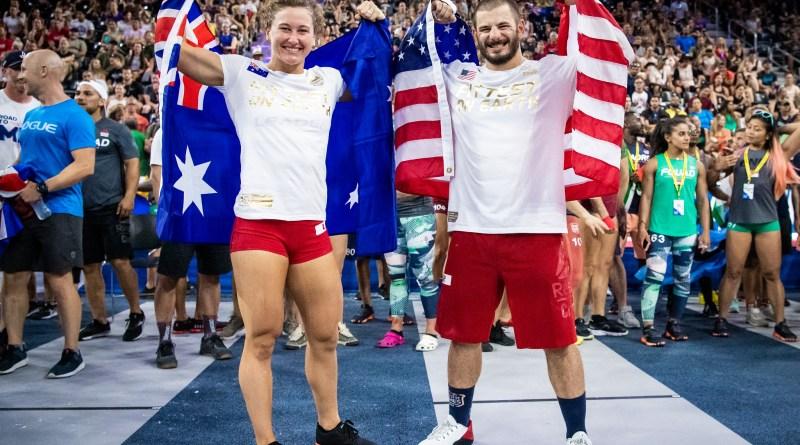 Mat Fraser e Tia Toomey vincono i CrossFit Games 2019