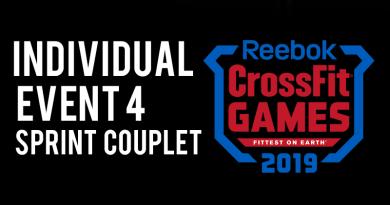 evento 4 crossfit games