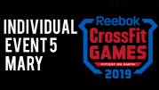 Evento n 5 Individual | CrossFit Games 2019 | Cut a 20 atleti