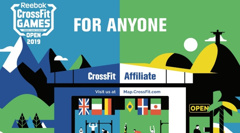 BREAKING NEWS | Gli Open di CrossFit iniziano il 10 Ottobre 2019