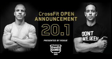 rich froning crossfit open 2020