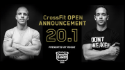 Open di CrossFit Wod 20.1 | Ritorna Rich Froning come individual