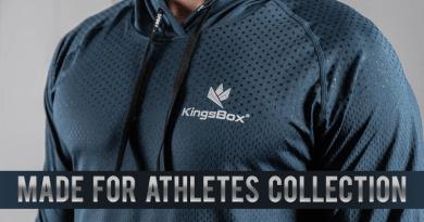 abbigliamento da crossfit kingsbox