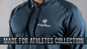 Arriva la Made for Athletes Collection di KingsBox | Abbigliamento per atleti