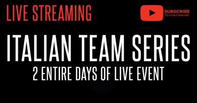 streaming italian team series