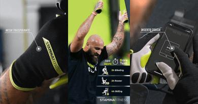 Stamina Fitness e Fabio Sakara presentano i Guanti Vise Endurance