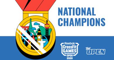 vincitori Open di CrossFit 2020
