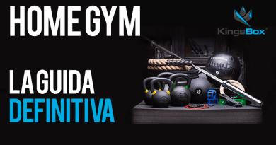 Home Gym per CrossFitters | La guida definitiva alla realizzazione