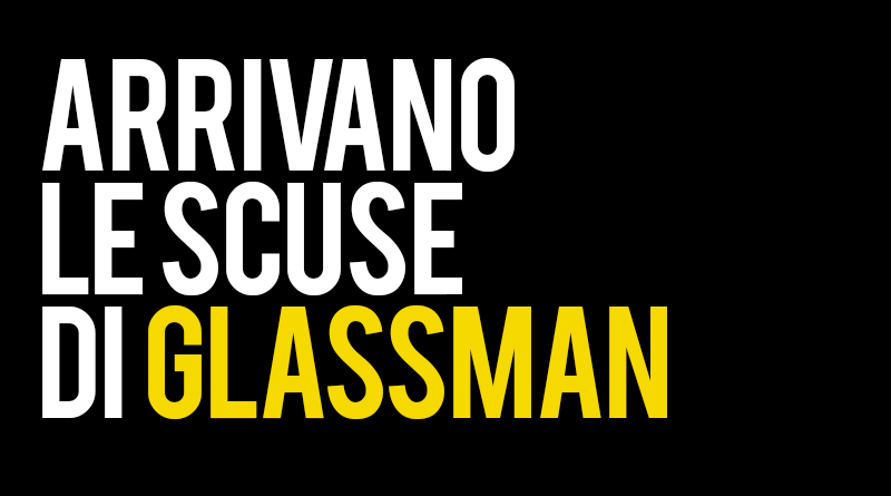 Scuse di Glassman per post twitter
