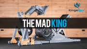 Arriva The Mad King | La leg press del futuro di KingsBox