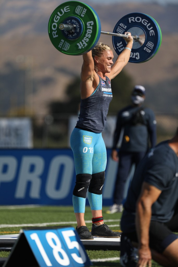 CrossFit Games event 7