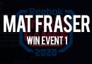 Mat fraser vince l'evento n 1 dei crossfit games