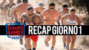 Fraser e Toomey dominano il primo giorno dei CrossFit Games 2020