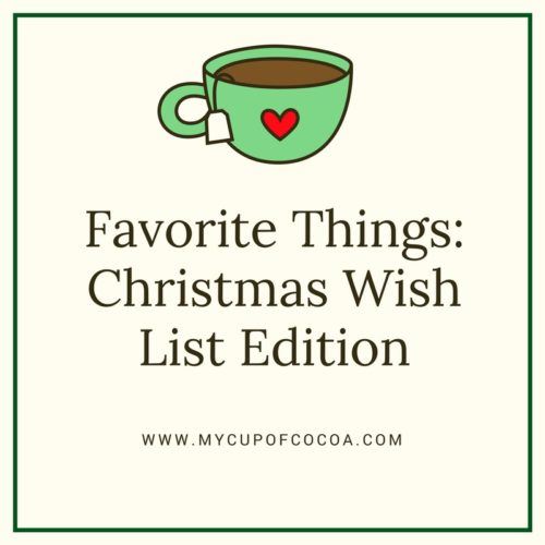 Favorite things christmas