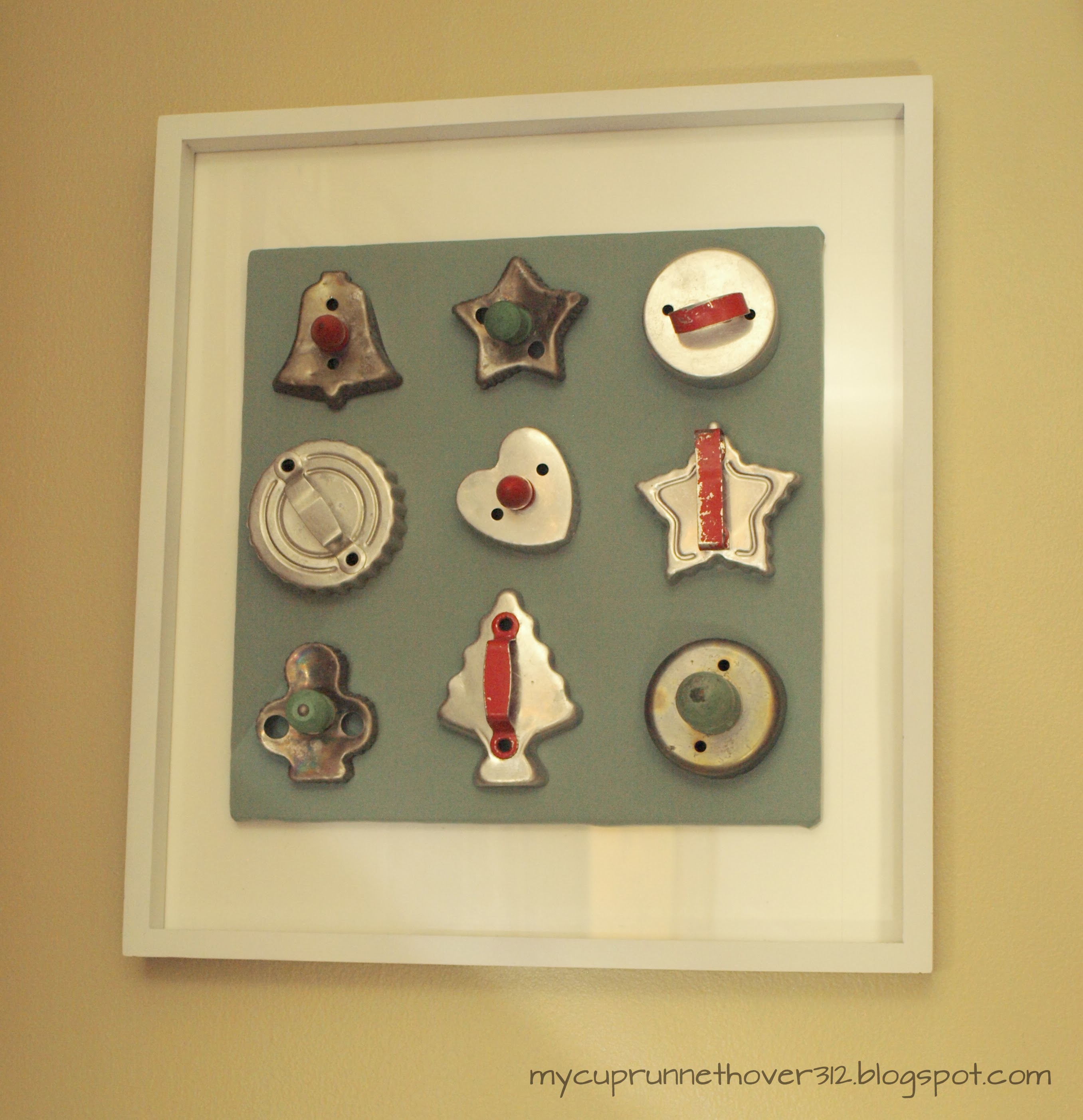 FRAMED COOKIE CUTTERS - MyCupRunnethOverBlog