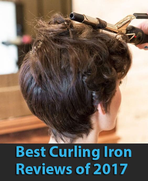 Best Curling Iron Reviews of 2017