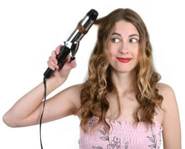 Best Curling Iron for Normal, Straight To Wavy, Medium Hair