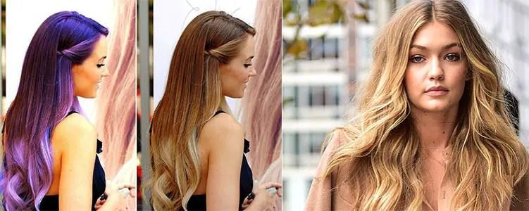 Modern Trend & Loose Wave Hair