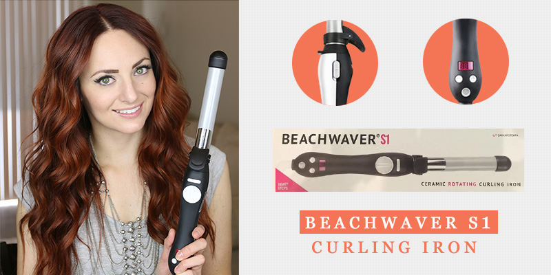 Beachwaver S1 Curling Iron