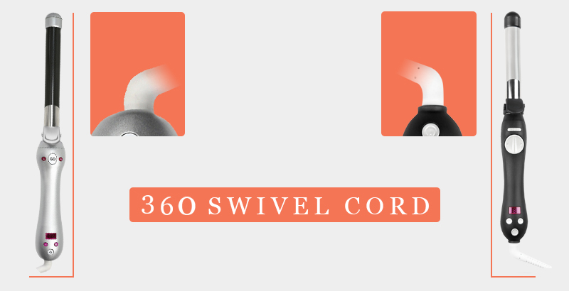 Beachwaver S1 and Beachwaver Pro 360 swivel cord