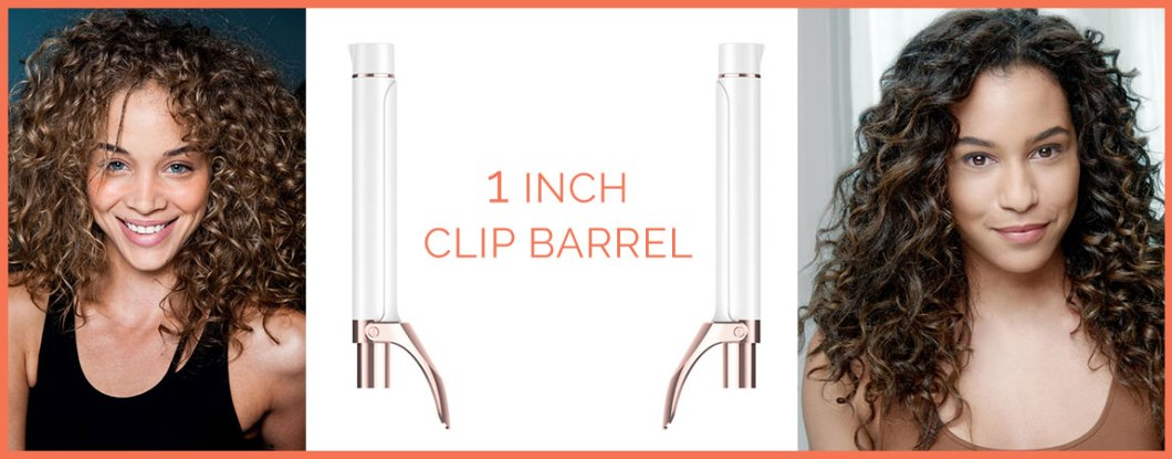 T3 1 Inch Clip Barrel