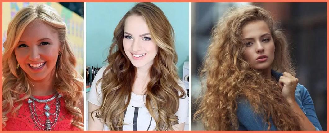 T3 Multiple Styles of Curls