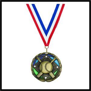 Baseball Medallions