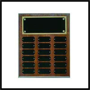 Perpetual Plaque - 18 plates