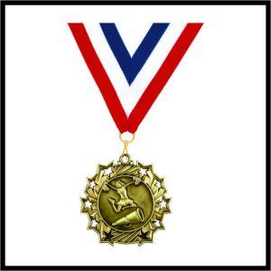 "Cheerleading Medal (TS) - 2-1/4"""