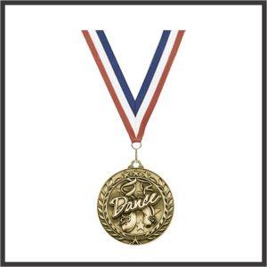"Dance Medal (WAM) - 2"""