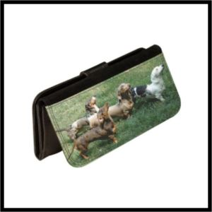 large photo wallet