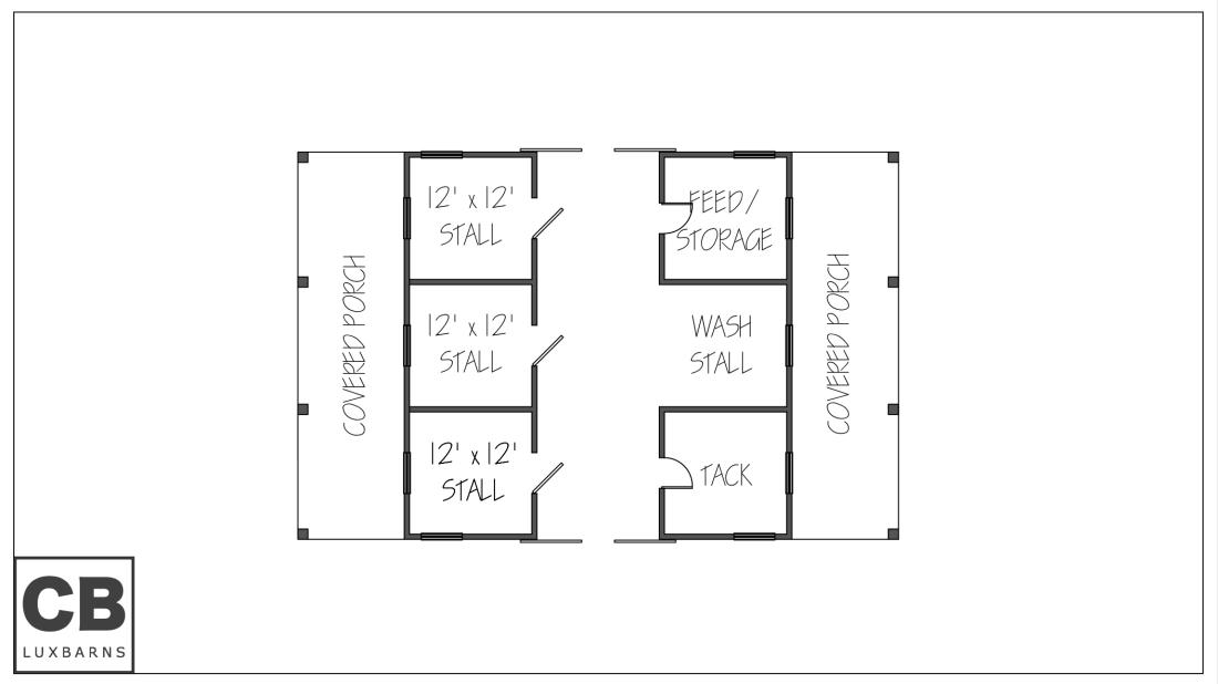 Lexington 40' First Floor