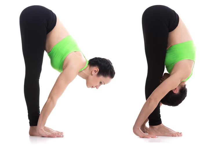 We've put together the BEST yoga poses for weight loss that will help you get your mind, soul and body back in shape!