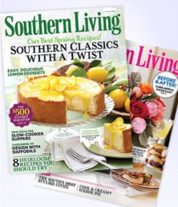 Southern Living Magazine   One Year Subscription Only $10 (Only $0.77 An  Issue!)