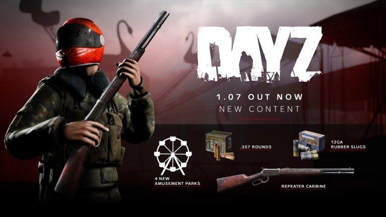 dayz update 107