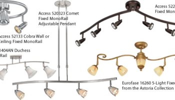 new monorail kits from tech lighting my design42