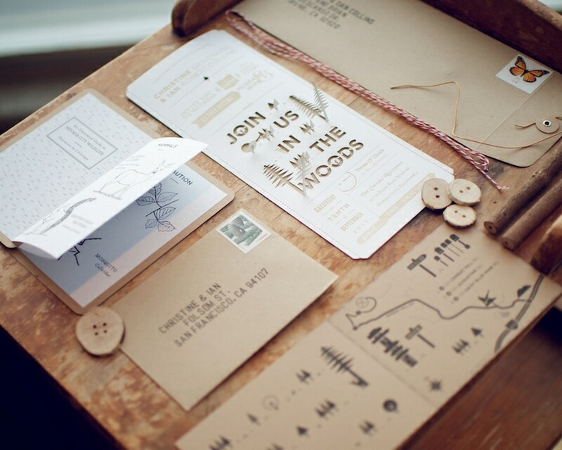 45 Most Creative Wedding Invitation Card Designs
