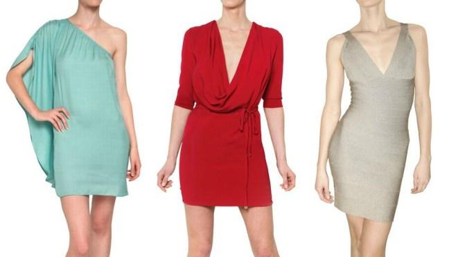 Die geeigneten Kleider für kleine Frauen - Teil 1
