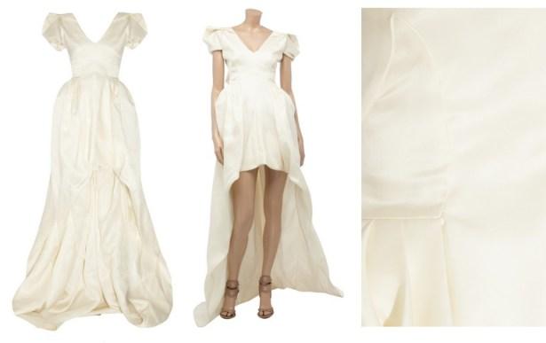 Die teuersten Kleider 2012 – 1. Platz