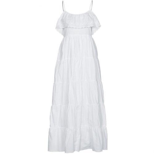 Aggabarti Sommerkleid blanc