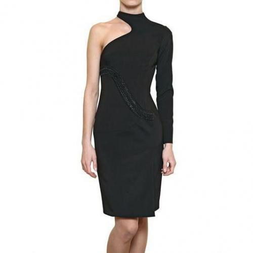 Atelier Siviglia Eine Schulter Stretch Kleid