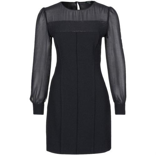 Axara Cocktailkleid / festliches Kleid grau