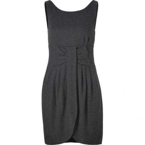 Bailey 44 Charcoal Heather Jersey Party School Dress