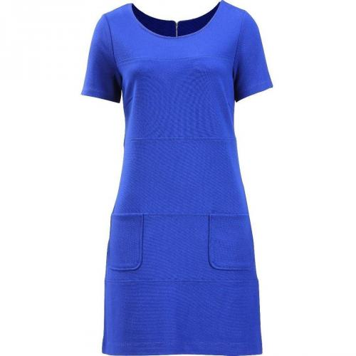 Betty Barclay Jerseykleid blau