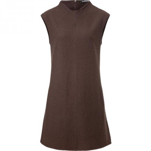 Betty Barclay Strickkleid Jerseykleid braun