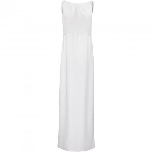 BOSS BLACK Kleid Dablaska weiß