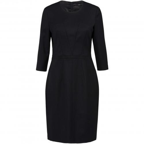 BOSS BLACK Kleid Deminas1 schwarz